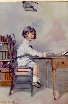 Illustrations de Honor Charlotte Appleton...Honor Charlotte Appleton (1879 - 1951) was born in Brighton, February 4, 1879 .