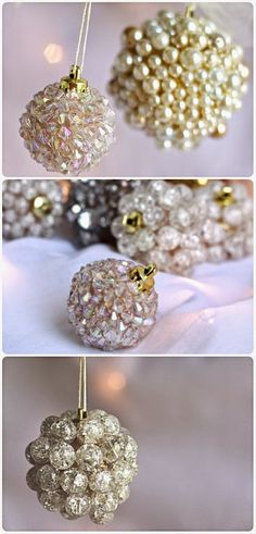 Christmas DIY ● Tutorial ● Ornaments