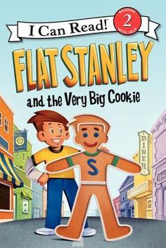Flat+Stanley+and+the+Very+Big+Cookie