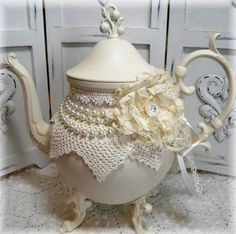 Oh my! I want this kettle♥
