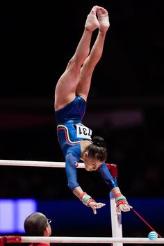 Sparkles and Chalk — 2015 World Championships Qualifications: Laura...