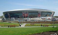 Donbass Arena Donezk