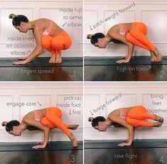 Yoga poses offer numerous benefits to anyone who performs them. There are basic yoga poses and more advanced yoga poses. Here are four advanced yoga poses to get you moving. Yoga Crow Pose, Side Crow Pose, Ashtanga Yoga, Bikram Yoga, Zen Yoga, Yoga Fitness, Exercise Coach, Yoga Nature, Yoga Pilates