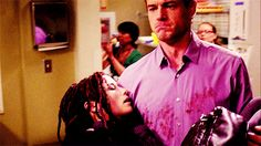 When he saved Lexie's life in an alternate universe without even knowing who Lexie was. | 22 Times Mark Sloan Was The Most Perfect Man Ever