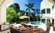 Luxury Aqua Villa in Playa del Carmen