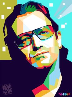Bono by Bara-art.deviantart.com Saiba mais sobre 25 VOZES QUE MUDARAM A  HISTÓRIA DA MÚSICA no nosso E-Book Gratuito. Clique na foto para fazer Download!