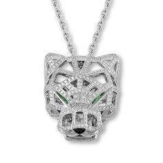 Panthère de Cartier necklace