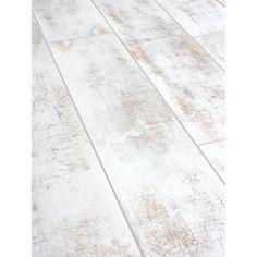 Gildas Dezign white laminate flooring