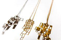 Scicche: cercare, scoprire, promuovere e vendere oggetti di design. Big Brass pendent. www.scicche.it