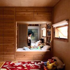 Kids Nook by Studio Junction.