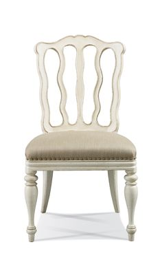 Hickor yWhite Furniture | Silvano Collection | Nadia Side Chair | MacQueen Home | http://macqueenhomela.houzz.com/