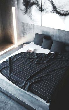 own your morning // bedrooms // city life // urban boys //