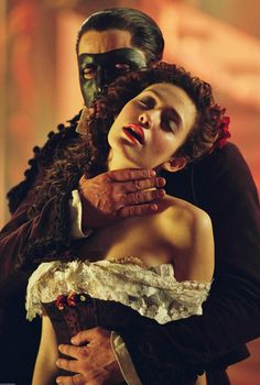Phantom of the Opera, Gerard Butler and Emmy Rossum, Past the Point of no Return!
