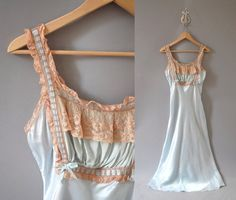 1930s nightgown