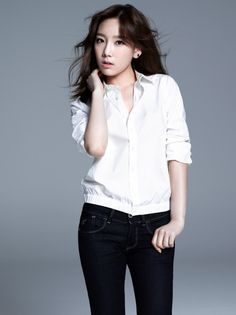 Taeyeon for G-Star Raw Japan