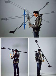 Camera Rig, Camera Hacks, Camera Gear, Leica Camera, Nikon Dslr, Film Camera, Photography Accessories, Photography Camera, Film