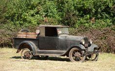 Ford Model A Roadster Pickup-SR