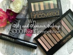 Win a beauty bundle at Glitz and Glamour makeup #competition #win #beauty #beautyprize #beautycompetition #collection #makeuprevolution