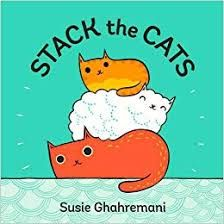 Buy Stack the Cats by Susie Ghahremani at Mighty Ape NZ. One cat sleeps. Two cats play. Cats of all shapes and sizes scamper, stretch and yawn across the pages of this adorable counting bo. Richard Scarry, Best Toddler Books, Counting Books, Early Math, Early Literacy, Thing 1, Math Books, Simple Math, Math Concepts