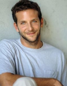 Bradley Cooper...usually don't repin people but he is something I love!! Lol