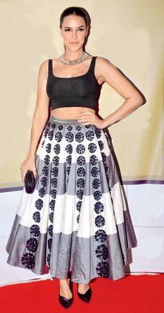 Neha Dhupia at the 'Femina Style Diva 2014'.