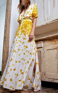 Jeannie Long Dress by ALEXIS for Preorder on Moda Operandi