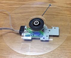 Arduino CDROM BLDC Motor Driver, Enhanced Performance