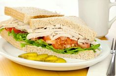 Loving at home lunch gourmet with Sunset Gourmet's Cucumber Dill Dip on a turkey sandwich. And wait, we now have two pickle mixes to make your own pickles ready in 24 hours! Dill Dip, Turkey Sandwiches, Healthy Options, Lunch Ideas, Lunches, Pickles, Cucumber, Nom Nom, Dips
