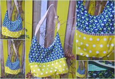 AllesDrin Bag from Farbenmix..it's a free e-book pattern