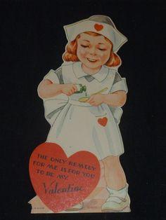 funny medical valentines cards