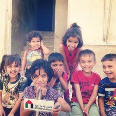#Cute #Palestinian #Kids in #Gaza #Refugee #Camp in #Jordan