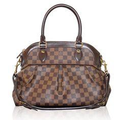 Louis Vuitton Damier Canvas Shoulder Bag