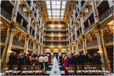 Peabody Library Wedding Baltimore Wedding Richmond Wedding photographers_0224