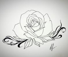 Rose by Elin Rem