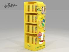 Nido 2014 ( Stand - Gondola - Mega Floor - Small Floor) on Behance