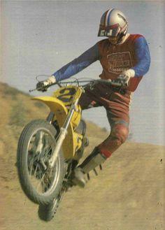 Motocross Action, Motocross Bikes, Vintage Motocross, Dirtbikes, Motorcycle, Vroom Vroom, Classic, Vehicles, Times