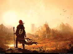 El temor de un hombre sabio: Kvothe y su laúd :)