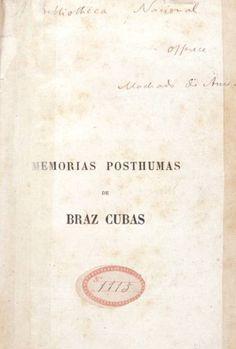 Machado de Assis - Memórias Póstumas de Brás Cubas