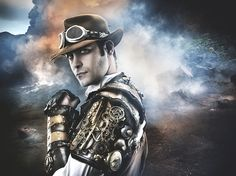 Steampunk by Rebeca Saray on 500px
