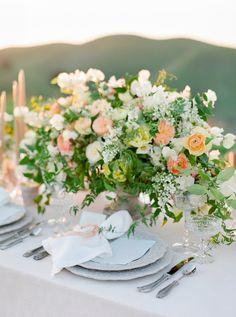 Floral Design: Kelly Kaufman | Event Design and Planning: Joy Proctor