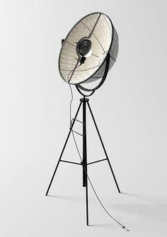 卫星灯3d模型(87343)