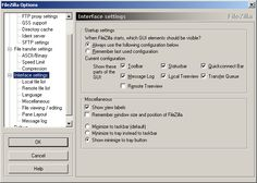 FileZilla a free FTP opensource client.