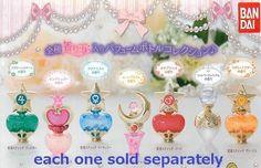 Sailor Moon Prism perfume Bottle~Mars: Sailor Moon Prism perfume Bottle~Single piece Figure & Paper Leaflet Only ~Gashapon Please check and…