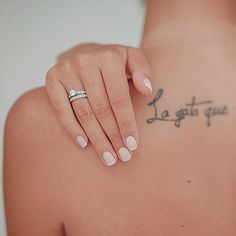 A sheer french manicure is a classic choice for a bride.