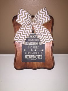 Reclaimed Wood Picture Holder by 5oh4Designs on Etsy