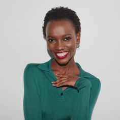 Herieth Paul Is Maybelline's Newest Spokesmodel: Lipstick.com