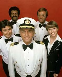 The Love Boat (1977-86). US TV series following the crew and passengers of the Pacific Princess cruise ship