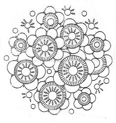 Free Bead Embroidery Patterns | Learning Embroidery
