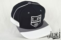 LOS ANGELES KINGS NHL TEAM JERSEY MITCHELL & NESS SNAPBACK HAT / Toronto Snapback Los Angeles Kings, Snapback Hats, Nhl, Toronto, Fashion, Moda, La Mode, Snapback Cap, Fasion