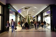 It is one of the largest Shopping Malls in northern Greece, with 200 shops, 30 cafés and restaurants and brand names, a city within the city, of. Thessaloniki, Shopping Malls, Ceiling Design, Cosmos, Greece, Street View, City, Therapy, Travel